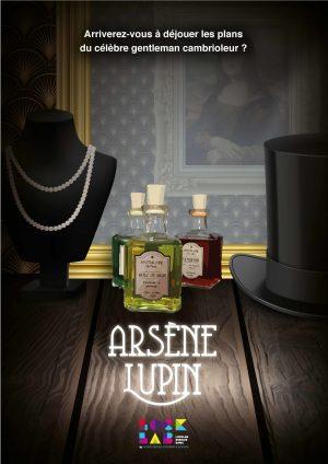 Illu Arsène Lupin miniature léger bis